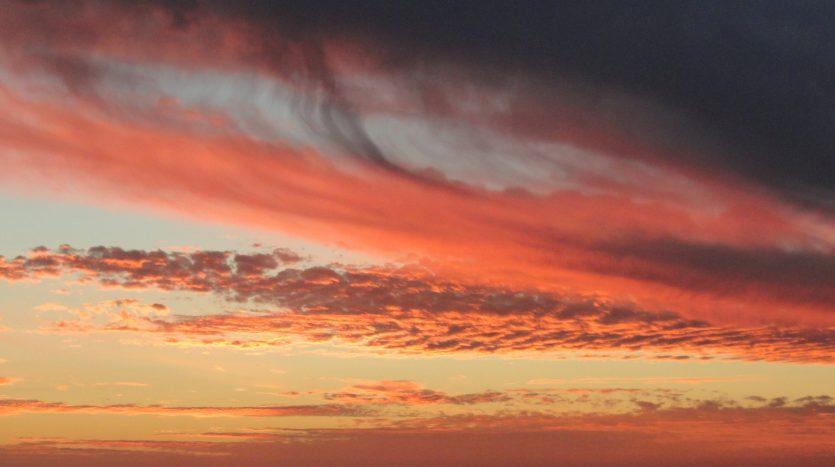 Laure Pientka - Pool Top Sunset