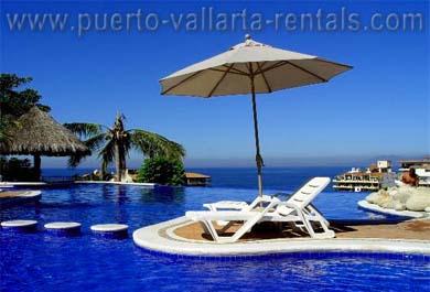 Puerto Vallarta Rentals Pool5 FS