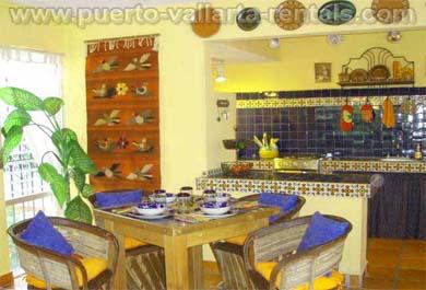 Puerto Vallarta Rentals diningroom_fs