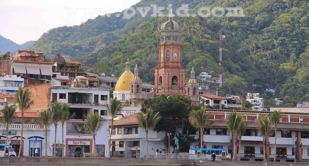 Old Photos of Puerto Vallarta 78