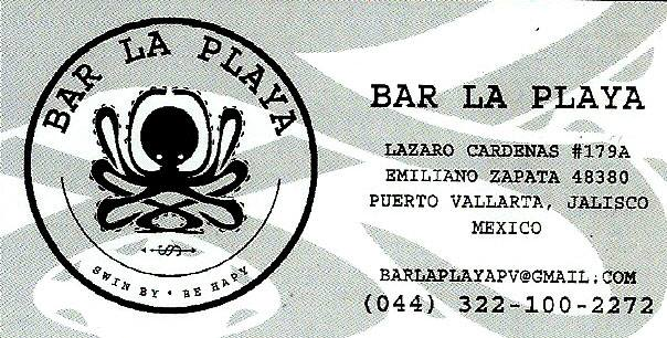 La Playa Bar