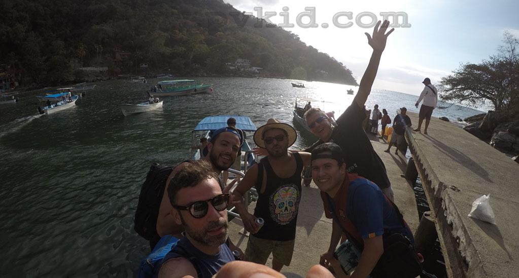 Hike Boca to Las Animas 1