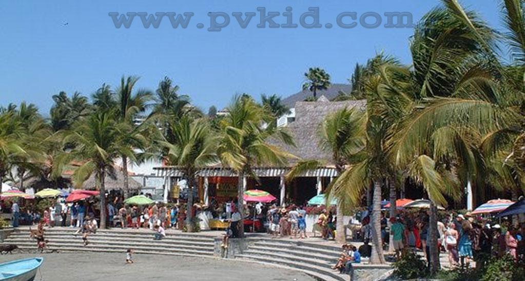 La Cruz de Huanacaxtle Market 4